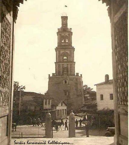 edirne uc merdivenli minare