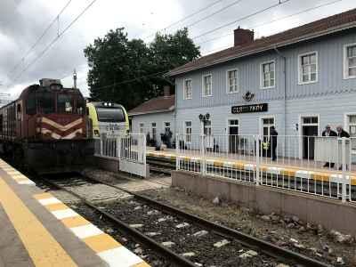 Çerkezköy İstasyonu
